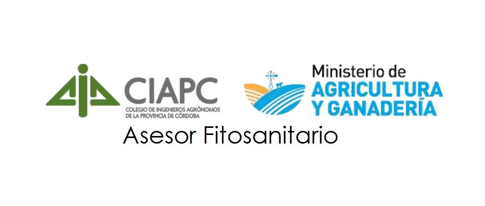 Curso de capacitación inicial para asesores fitosanitarios